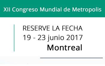 12th Metropolis World Congress