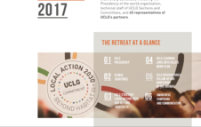 3rd Edition UCLG Retreat and Campus 2017