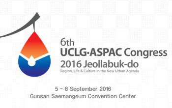 6th UCLG ASPAC Congress