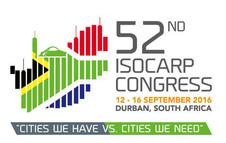 52nd ISOCARP Congress