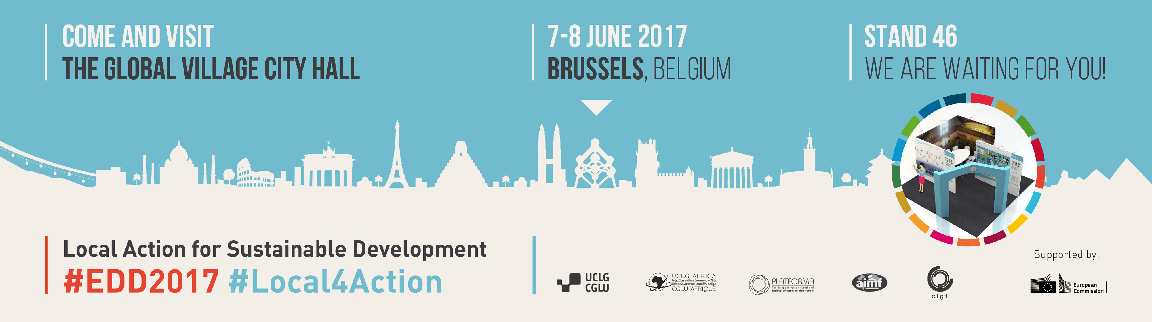 European Development Days 2017