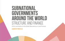 Subnational Governments Around the World Structure and Finance - Country Profiles