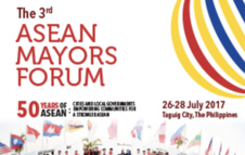 The 3rd ASEAN Mayors Forum 2017