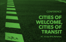 Conference on Cities of Welcome/Cities of Transit