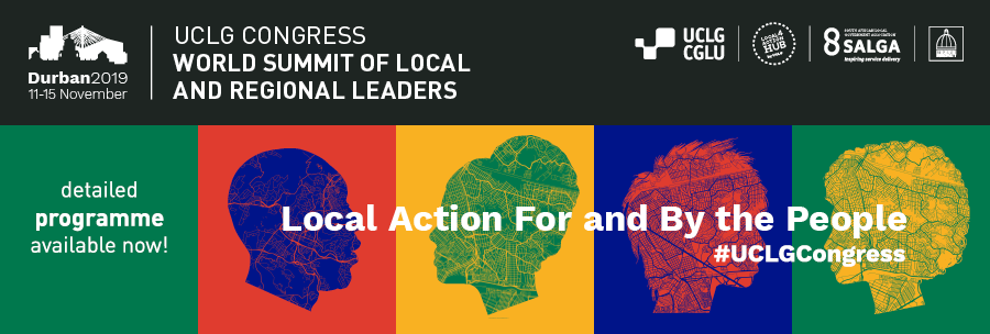 UCLG Congress World Summit of Local and Regional Leaders