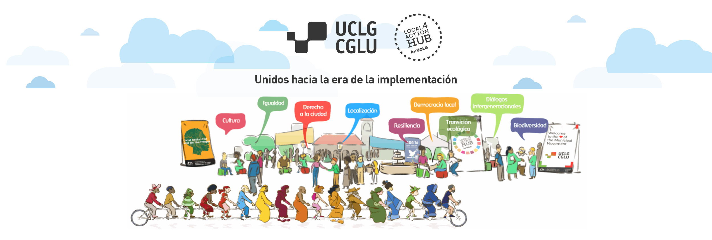 Mensaje de felicitaciones del Año nuevo 2020 del Presidente de CGLU