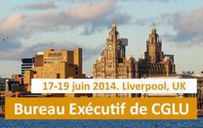 Bureau Exécutif de CGLU Liverpool