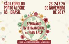 Seminario Internacional de la Red FALP
