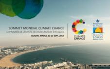 Sommet Climate Chance Agadir