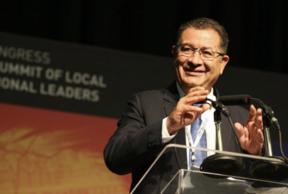 Mohamed Boudra élu Président de CGLU