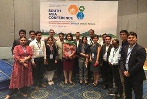 South Asia Conference on local authorities to address global agendas