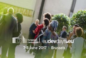 CGLU Afrique aux Journées Européennes du Développement 2017