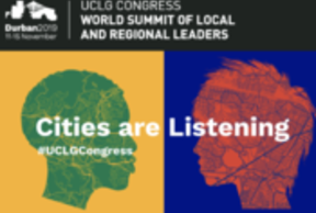 The cultural debates at the UCLG World Congress