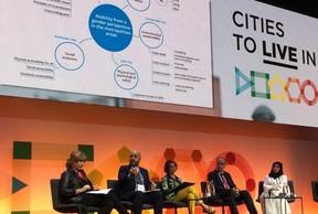 Metropolis ocupó un lugar central en el Smart City Expo