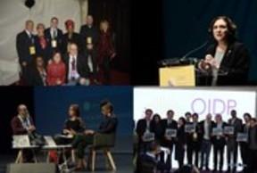 ¡Muchas gracias por hacer posible la 18ª Conferencia Internacional del OIDP!