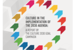 """Report """"Culture in the Implementation of the 2030 Agenda"""""""