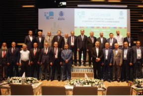 Members of UCLG-MEWA Committee on Environment gathered in Konya, Turkey
