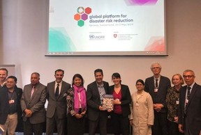 Strengthening local governments network for resilience at Global Platform 2019