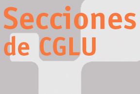 Secciones de CGLU