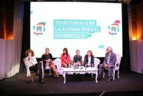 Las regiones lideran la localización de la Agenda 2030 para la territorialización de los ODS