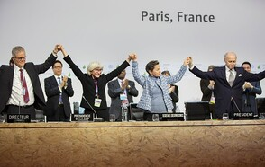 GCoM Welcomes President Biden's decision to re-enter the U.S into the Paris Agreement