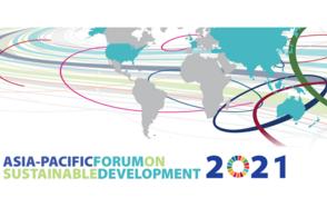 Asia-Pacific Forum on Sustainable Development 2021