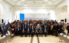 UCLG co-organized a High-Level Policy Dialogue to Transform Municipal Finance in Málaga