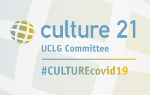 #CULTUREcovid19 The cultural mobilization of cities and local governments in the COVID-19 crisis