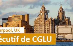 UCLG Executive Bureau Liverpool