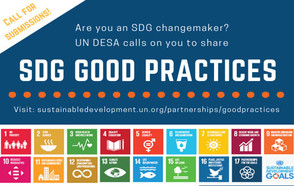 Call for Submissions! Good Practices, Success Stories and Lessons Learned in SDG Implementation