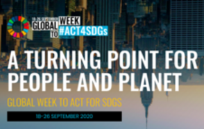 Global Week to Act4SDGs