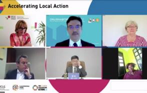 Local4Action HUBs y la recuperación en el HLPF 2021: Mostrando y sincronizando las prácticas e iniciativas locales sobre sostenibilidad como palanca para la aceleración de los ODS