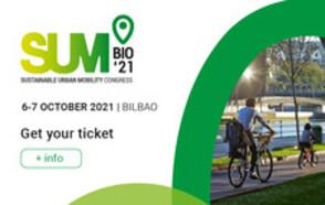 Get your ticket! Bilbao SUM BIO 21