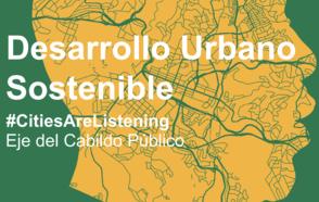 Desarrollo urbano sostenible - CONGRESO CGLU / Eje Cabildo Público