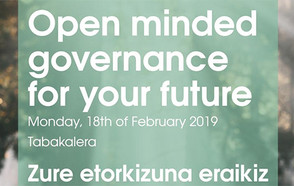 Congress - Open minded governance for your future