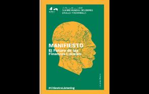 MANIFIESTO: El Futuro de las Finanzas Locales