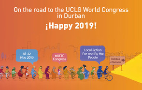 New Years message from UCLG Secretary General