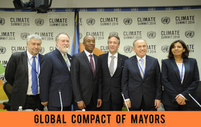 Global mayors compact