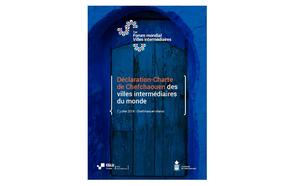 Déclaration-Charte de Chefchaouen des Villes Intermédiaires du Monde