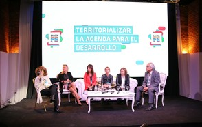 Regions lead the localization of the 2030 Agenda for the territorialization of the SDGs