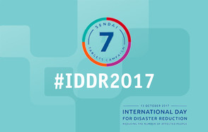 #IDDR2017: Local and regional governments at the centre of disaster-risk reduction strategies