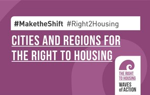 Local power and global policies for the right to housing