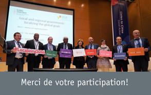 Bilan de la participation de CGLU au Forum Urbain Mondial