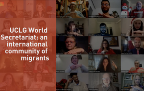 Rejoignez la campagne mondiale #ItTakesACommunity pour des approches communautaires de la mobilité et de la diversité humaines
