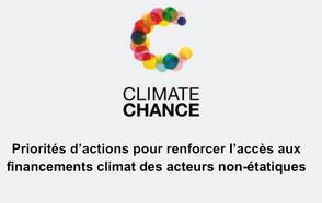 Priorités d'actions pour renforcer l'accès aux financements climat des acteurs non-étatiques