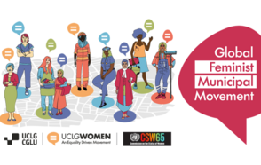 CGLU fait de mars le mois du leadership local féministe