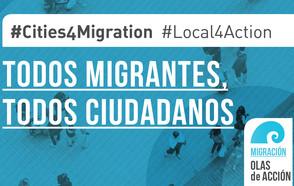 Ciudades del futuro donde las autoridades locales lideran la migración