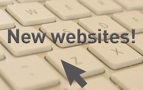 ¡Presentamos nuestras nuevas webs!