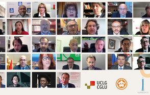 "Facilitating a ""Pact for the Future"": The role of the International Municipal and Regional Movement powered by UCLG"