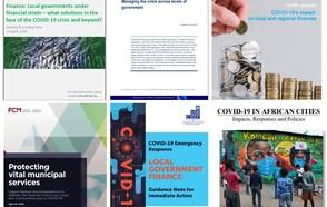 Le réseau de CGLU et ses partenaires clés mettent l'accent sur l'impact du Covid-19 sur les finances locales